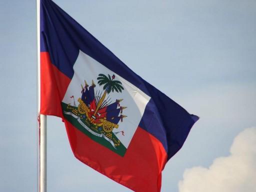 Le drapeau Haitien (Crédit photo: L'autre Haiti).
